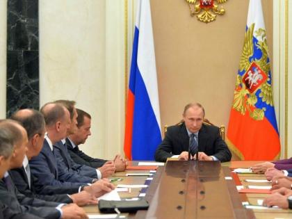 Россияне имеют смутное представление о том, чем должен заниматься президент // Global Look Press