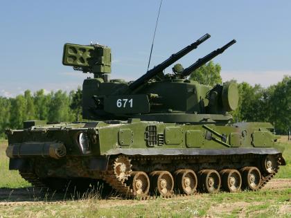 В России прошли испытания нового радиоэлектронного оружия, сообщают СМИ // Дмитрий Савицкий / Global Look Press