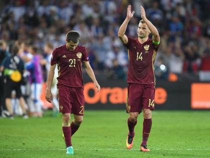 Россия не смогла выйти в плей-офф Евро-2016 // Global Look Press