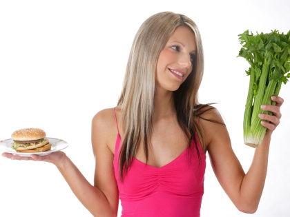 Здоровый обед вовсе необязательно должен быть невкусным // CHROMORANGE / Bilderbox / Global Look Press