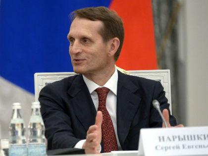 Сергей Нарышкин // Global Look Press