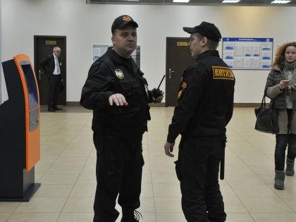 К сотрудникам охраны будут предъявлять новые требования // Global Look Press