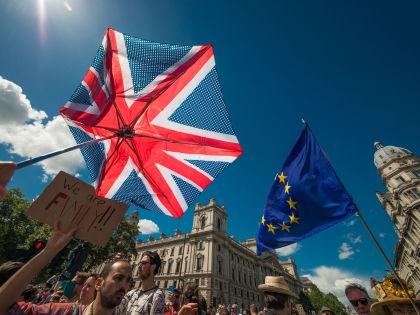 Британия покидает ЕС, но Европа останется // Velar Grant / Global Look Press