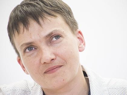 Депутат Рады Надежда Савченко // Maciej Luczniewski / Global Look Press