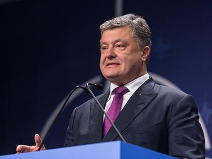 Петр Порошенко заявил, что Киев хочет избежать роста напряжения в отношениях с Москвой // Mateusz Wlodarczyk / Global Look Press