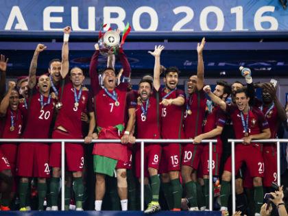 Сборная Португалии – победитель Евро-2016 // Global Look Press