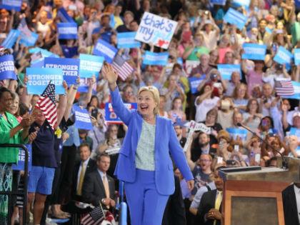 Хиллари Клинтон // Global Look Press