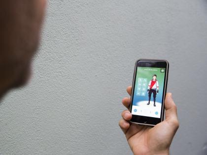 Аватары из компьютерных игр обеспечивают мотивацию для похудения // Str / Global Look Press