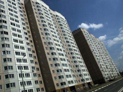 Министр строительства и ЖКХ РФ Михаил Мень отметил, что продажа жилья без отделки создает массу неудобств для покупателей и их соседей // Global Look Press