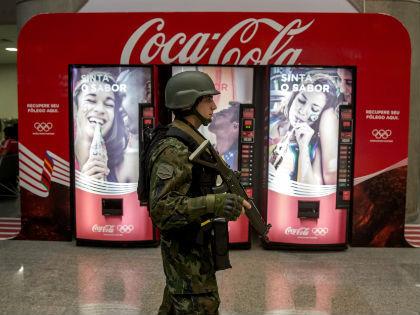 Таких мер безопасности, как сейчас, в Бразилии не было никогда // Global Look Press