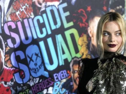 Марго Робби на премьере «Отряда самоубийц» в Нью-Йорке // Global Look Press