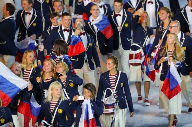 «Спорт – удобная модель для политики...» // Global Look Press