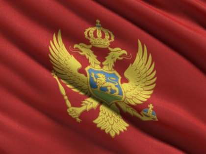 Флаг Черногории // Global Look Press