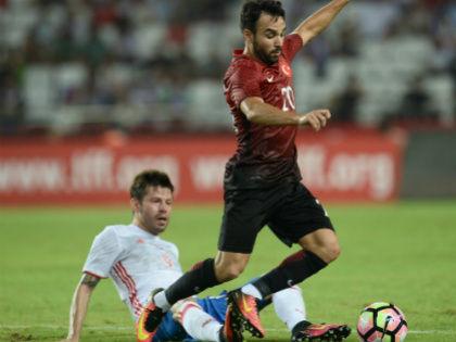 Сложно судить о чем-то по первой игре при новом тренере, которую наша сборная провела против Турции // Global Look Press