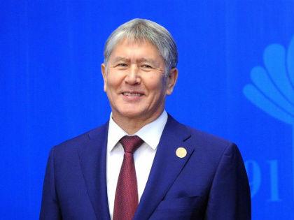 Алмазбек Атамбаев // Global Look Press