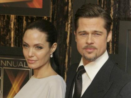 Самый громкий развод последнего времени: Брэд Питт и Анджелина Джоли // Global Look Press