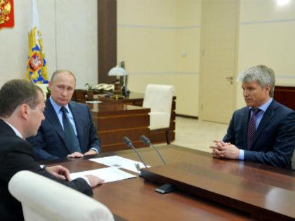 Новоиспеченный министр спорта Павел Колобков 6 последних лет проработал под началом Виталия Мутко // Global Look Press