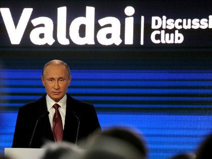 Заседания известного дискуссионного клуба «Валдай» давно уже проходят в Сочи // Global Look Press