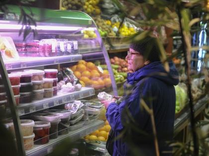 66% продуктов в российских магазинах не соответствует нормам // Global Look Press