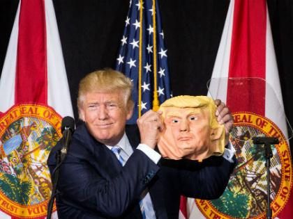 «Трамп» в переводе с английского – «козырь» // Global Look Press