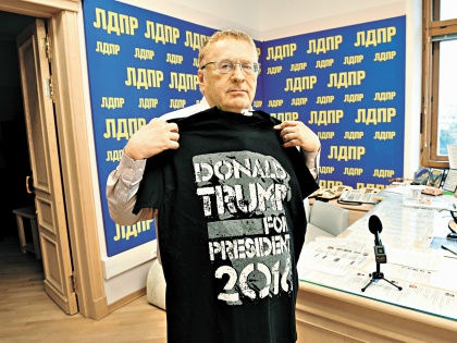 Владимир Жириновский // Global Look Press