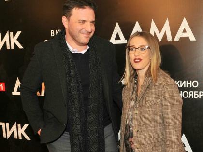Ксения Собчак и Максим Виторган // Global Look Press