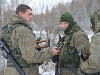 Учения разведбата Таманской дивизии — настоящих защитников Отечества // Global Look Press