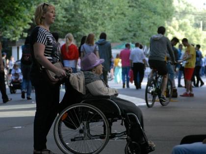22 млн рублей должны были пойти на создание комфортной среды для инвалидов // Global Look Press