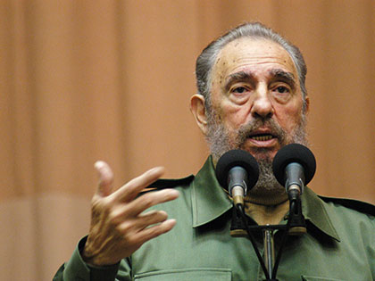 Фидель Кастро скончался на 91-м году жизни // Michael A. Mariant/Global Look Press
