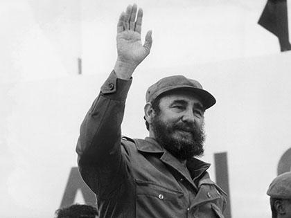 Фидель Кастро скончался на Кубе в ночь на 26 ноября // Global Look Press