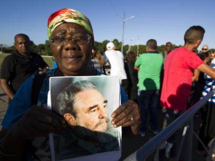 Для России Кастро был совсем не тем, кем для Кубы или Штатов // Global Look Press