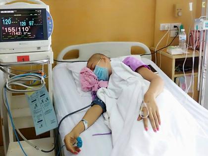 За сеанс химиотерапии в больнице государство платит 59,6 тыс. руб., а в поликлинике – 39,3 тыс. руб. // Global Look Press