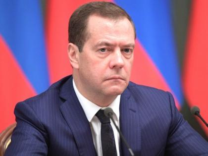 Дмитрий Медведев // Globsl Look Press