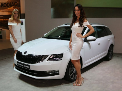 Skoda Octavia // Global Look Press