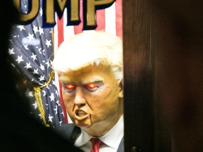Американцы свободно и без оглядки выражают свое отношение к президентам // Global Look Press