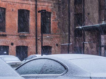 Вечером 26 января в Москве опять пойдет снег // Константин Кокошкин / Global Look Press