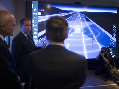 Тема внедрения цифровой экономики в России обсуждается на уровне президента // Global Look Press