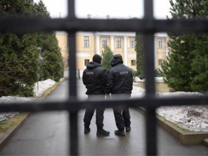 Обыск в Международном центре Рерихов 7 марта // Global Look Press