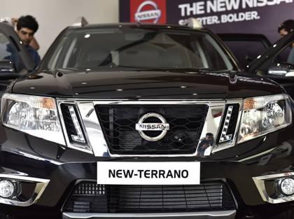 Новый Nissan Terrano оснащен системой ЭРА-ГЛОНАСС, функцией дистанционного запуска двигателя, подогревом лобового стекла, камерой заднего вида, а также с новым мультимедийным комплексом // Global Look Press