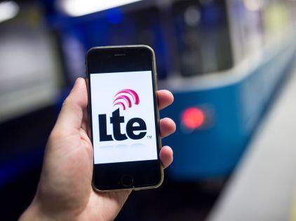 Поддержка технологии LTE  в последнее время становится для смартфонов едва ли не обязательной // Global Look Press