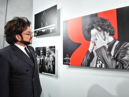 Филипп Киркоров на выставке, посвященной самому себе // Global Look Press