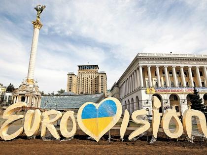 На подготовку к Евровидению Украина выделила достаточно серьезный бюджет – больше ста миллионов // Global Look Press