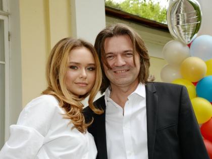 Стефания Маликова и Дмитрий Маликов // Global Look Press