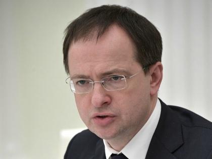 Глава Минкульта Владимир Мединский // Global Look Press