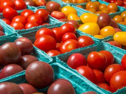 Как выяснилось, помидоры полезны не все и не всем // Global Look Press