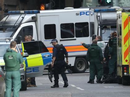 «В Англии это теракт, в деревне Редкино – суровые российские будни...» // Global Look Press