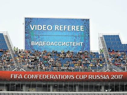 Замедленные повторы теперь можно смотреть на стадионе. Но не всем // Global Look Press