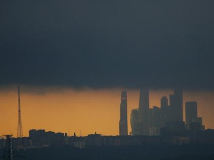 Метеоколлапс в Москве обычно выглядит так // Global Look Press