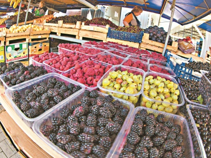 О настоящем происхождении ягоды знает только продавец – и то не всегда // Global Look Press