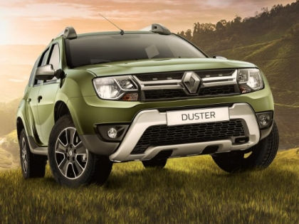 Renault Duster // renault.ru